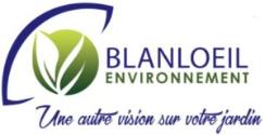 BLANLOEIL ENVIRONNEMENT Logo